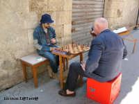 Partita a scacchi tra i vicoli d'Ortigia  - Siracusa (3474 clic)