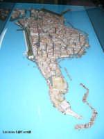 Plastico dell'isola di Ortigia. Realizzato dal prof. Aurelio Elia  - Siracusa (5131 clic)