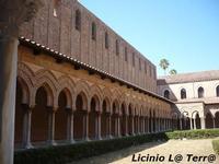 Particolare del Chiostro  - Monreale (1033 clic)