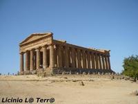 La Valle dei Templi di Agrigento (1373 clic)