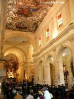 La navata centrale della Chiesa Madre  - Melilli (6832 clic)