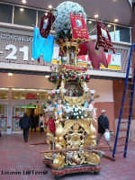 Cereo Rinoti, posto difronte l'entrata dell'Auchan di S. Giuseppe La Rena, zona Aereoporto  - Catania (6860 clic)