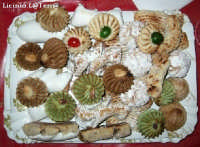 Biscotti di mandorle  - Scicli (5590 clic)