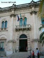 Palazzo del Comune, anche commissariato di Polizia di Vigata della fiction del Commissario Montalbano  - Scicli (7703 clic)