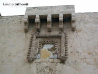 Particolare della Porta Marina in Ortigia  - Siracusa (1811 clic)