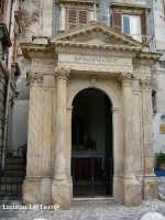 La piccola Chiesetta di S. Sebastiano in Ortigia  - Siracusa (1810 clic)