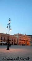 Ortigia culla del Mediterraneo Scorcio di Piazza Duomo all'imbrunire  - Siracusa (2659 clic)