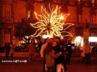 Albero di Natale dell'ENEL in Corso Gelone, Dicembre 2004  - Siracusa (3834 clic)