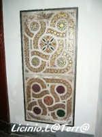 Resti di mosaici di epoca Normanna, si trovano all'interno del Battistero del Duomo  - Siracusa (2089 clic)