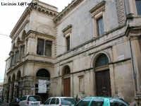 Prospetto del Teatro Massimo Comunale in Ortigia  - Siracusa (2206 clic)