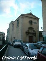 La Chiesa di S. Paolo, sorge vicino ai resti del Tempio di Apollo  - Siracusa (2327 clic)