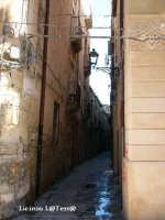 Vicoli d'Ortigia Vicolo IV° alla Giudecca, il vecchio quartiere ebraico di Ortigia  - Siracusa (4607 clic)