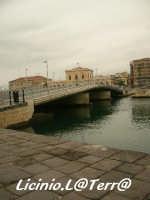 Il ponte S. Lucia, sulla darsena in Ortigia  - Siracusa (2020 clic)