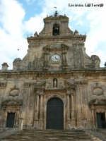 Chiesa Madre dedicata a S. Sebastiano  - Palazzolo acreide (1995 clic)