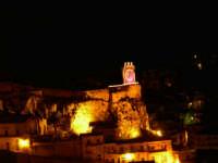 Il Castello di notte  - Modica (3210 clic)