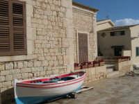 Barca al riparo della tempesta  - Sampieri (2674 clic)