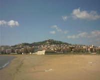 Panorama della Città dalla spiaggia della Giummarella (foto scattata da W. De Caro)  - Licata (10375 clic)