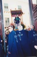 Festa dell'Addolorata - Ingresso in Chiesa Madre (foto archivio parrocchiale)  - Licata (5640 clic)