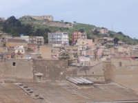 Panoramica della zona alta della città  - Licata (2086 clic)