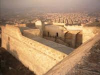 Veduta della zona nord della Città e della Piana da Castel Sant'Angelo (foto scattata da V. Cavaleri)  - Licata (3709 clic)