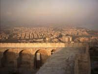 Veduta della zona est della Città da Castel Sant'Angelo (foto scattata da V. Cavaleri)  - Licata (4322 clic)