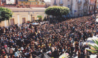 Festa dell'Addolorata - Processione (foto archivio parrocchiale)  - Licata (8055 clic)