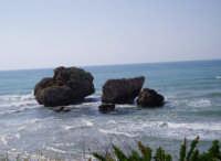 Costa licatese - Spiaggia della Poliscia (foto scattata da G. Cantavenera)   - Licata (3348 clic)