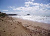 Costa licatese - Spiaggia del Pisciotto (foto scattata da G. Cantavenera)   - Licata (3845 clic)