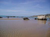 Costa licatese - Spiaggia di Marianello (foto scattata da G. Cantavenera)   - Licata (11708 clic)