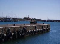 Porto - Darsena di Marianello (foto scattata da G. Cantavenera)  - Licata (3731 clic)