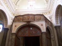 Chiesa di Sant'Angelo - particolare della cantoria  - Licata (2081 clic)