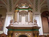 Chiesa di Sant'Angelo - particolare di un cero  - Licata (2026 clic)