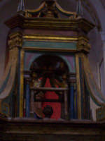 Chiesa di Sant'Angelo - particolare di un cero  - Licata (2084 clic)