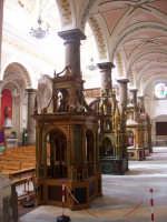 Chiesa di Sant'Angelo - i quattro ceri  - Licata (6355 clic)