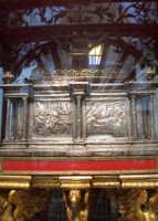 Chiesa di Sant'Angelo - Urna con le reliquie del Santo  - Licata (2722 clic)