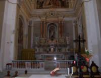 Chiesa di Sant'Angelo - altare maggiore  - Licata (3045 clic)