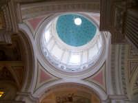 Chiesa di Sant'Angelo - cupola vista dall'interno  - Licata (2856 clic)