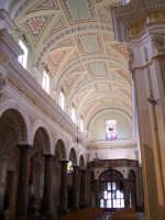Chiesa di Sant'Angelo - navata centrale  - Licata (4251 clic)