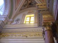 Chiesa di Sant'Angelo - particolare dell'altare maggiore  - Licata (2066 clic)
