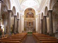 Chiesa di Sant'Angelo - interno del Santuario  - Licata (7562 clic)