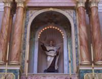 Chiesa di Sant'Angelo - statua del Santo  - Licata (5349 clic)