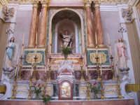 Chiesa di Sant'Angelo - altare maggiore  - Licata (2724 clic)