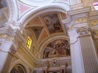 Chiesa di Sant'Angelo - affreschi   - Licata (2585 clic)