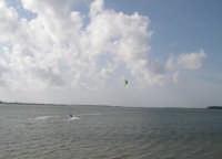 Kite surf nello Stagnone  - Marsala (4115 clic)