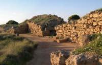 Mozia: la porta Sud  - Marsala (6385 clic)