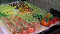 Frutta marturana (=marzapane) forse l'esempio più tipico della pasticceria siciliana assieme alla cassata siciliana ed ai cannoli (Grazie Saro)  - Marsala (28903 clic)