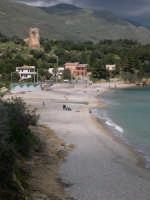 Spiaggia di Guidaloca e torre saracena  - Castellammare del golfo (17765 clic)