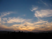 tramonto all'agriturismo gianferrante  - Paternò (2710 clic)
