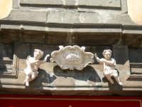 detail of saint margaret church  - Paternò (3381 clic)