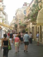 Viale di Taormina  - Taormina (3756 clic)
